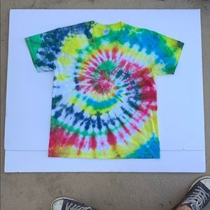 Tie-Dye T-shirt super psychedelic!
